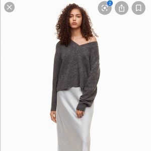 ARITZIA WILFRED FREE Krause Sweater